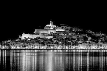 Dalt Vila Ibiza Old Town